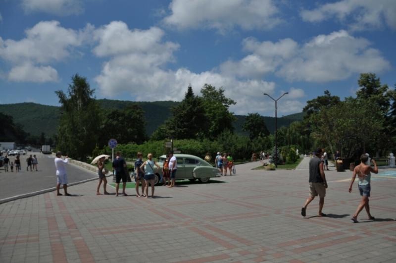 Парковый комплекс Абрау-Дюрсо