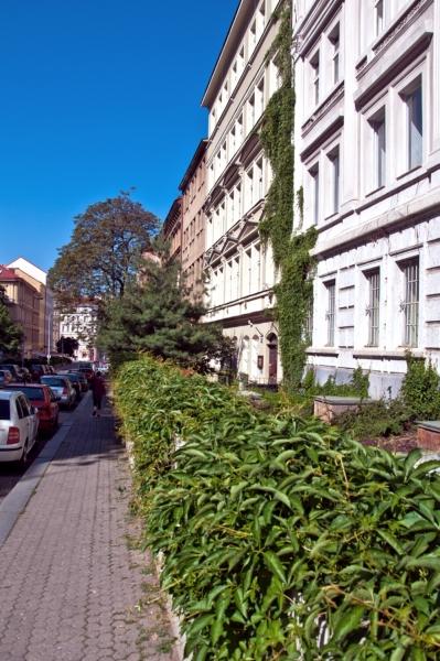 Улочка в Праге