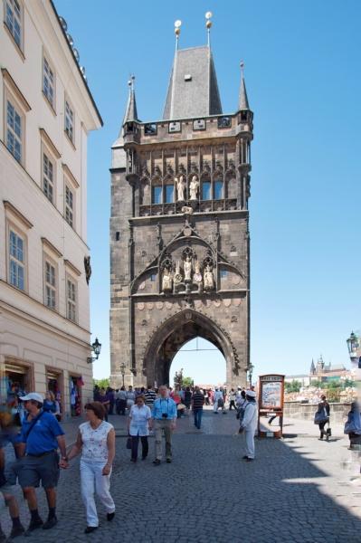 Староместская смотровая башня