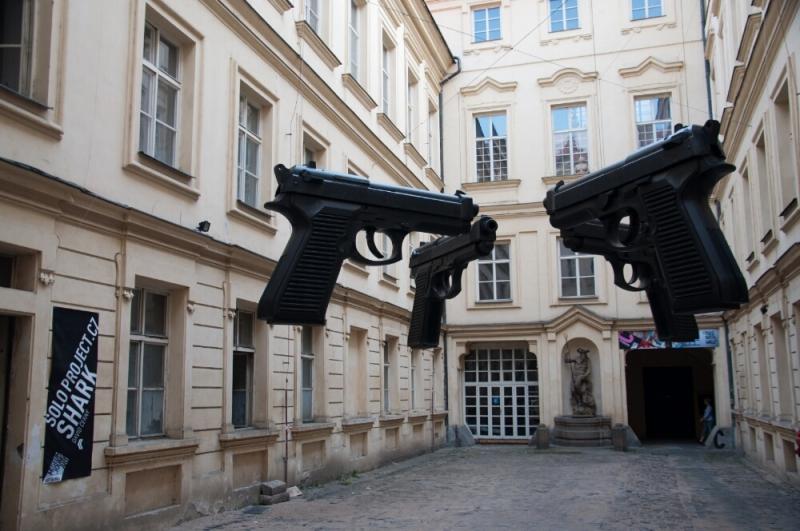Висячие пистолеты