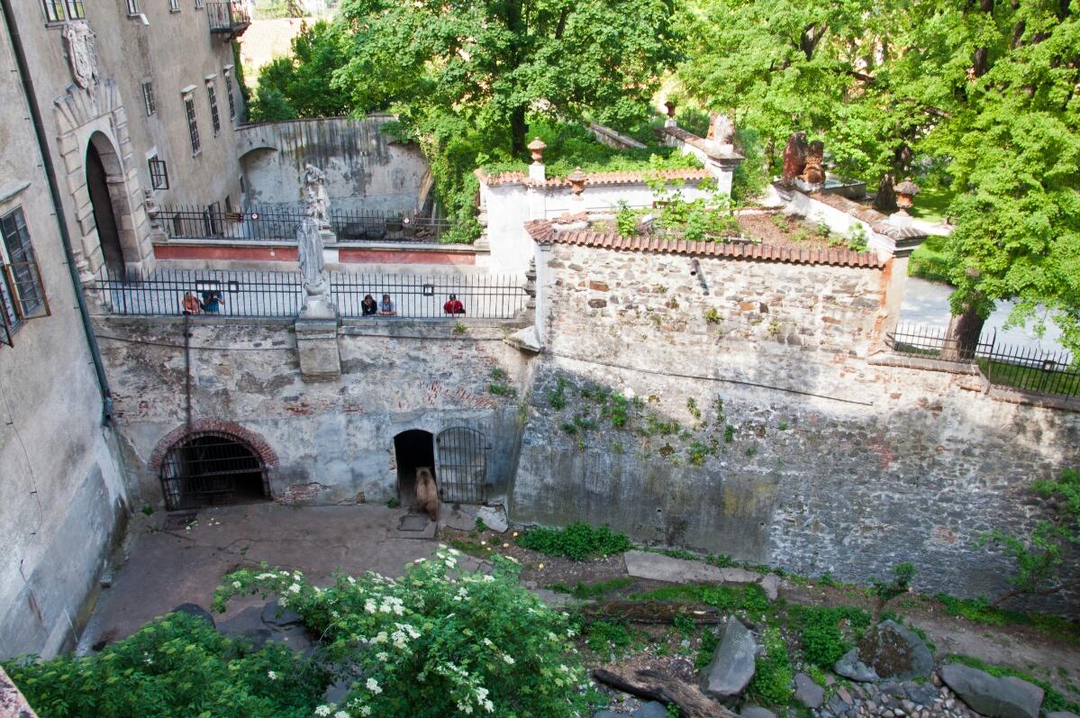 Мост через Медведевы ямы