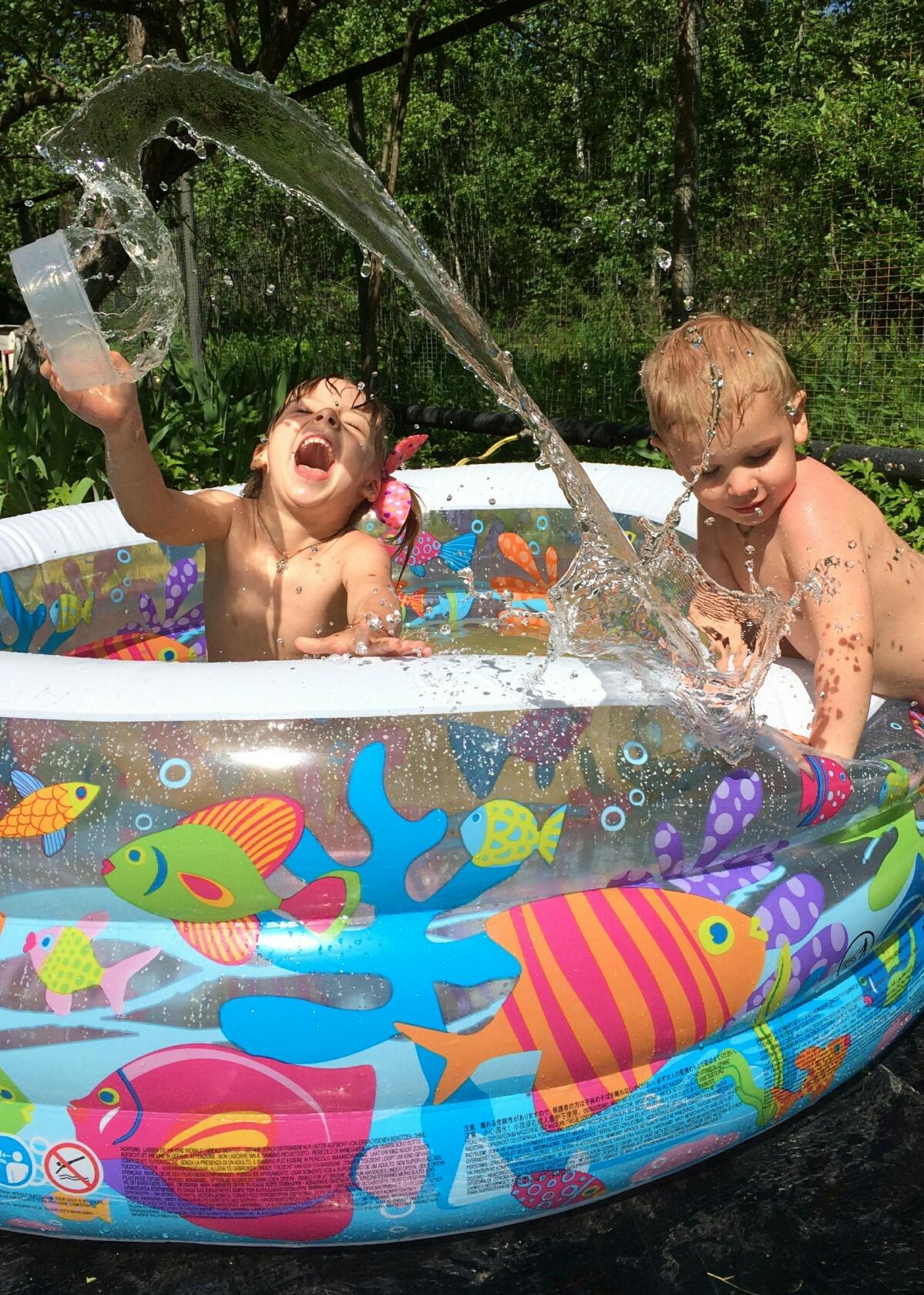 Лето, солнце и вода наши лучшие друзья