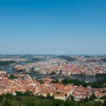 Первый день в Праге