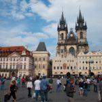 Второй день в Праге