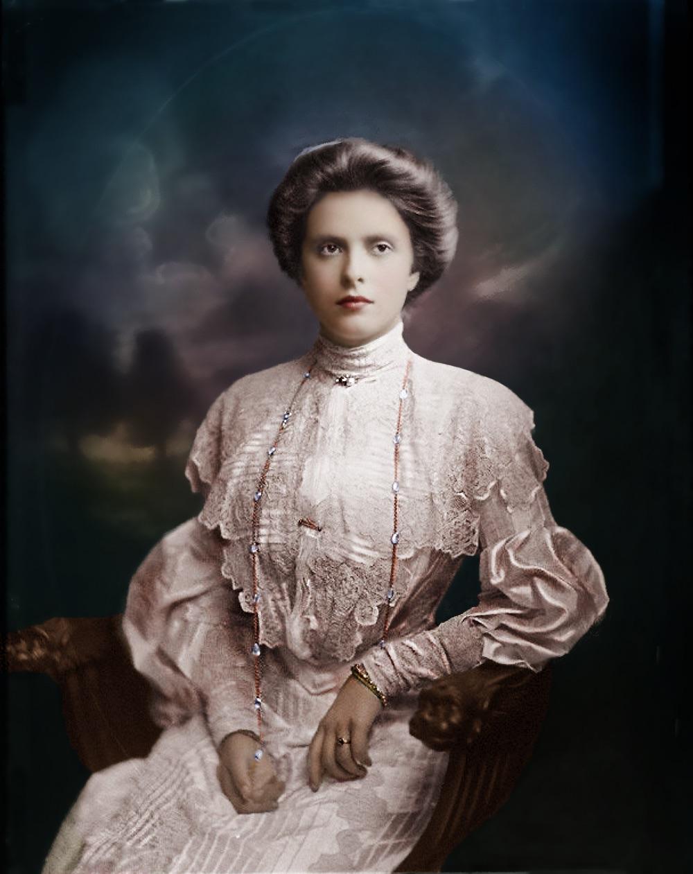Принцесса Алиса Баттенберг