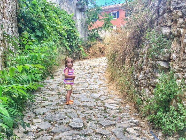 Гуляю по Старой Перлите