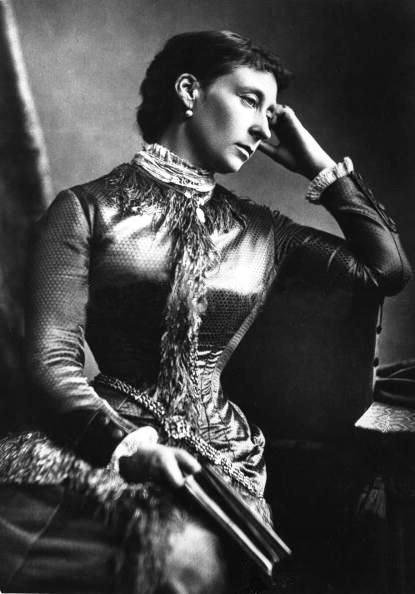 Алиса-Мод-Мэри, великая герцогиня Гессенская