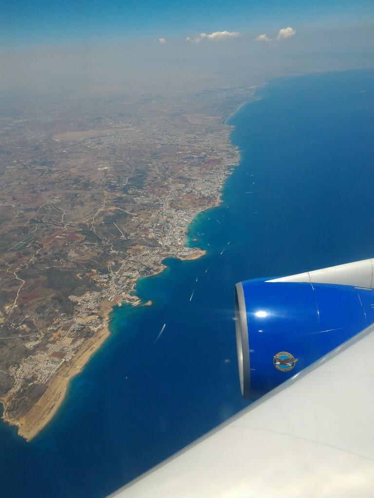 Берега Кипра