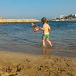 Никоссия и пляж Kalamies