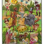 «Алиса в стране чудес» X-Rated, 1976