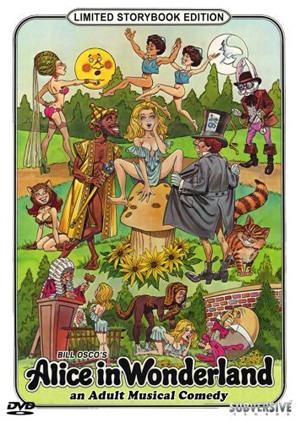 Постер фильма «Алиса в Стране чудес» (1976)