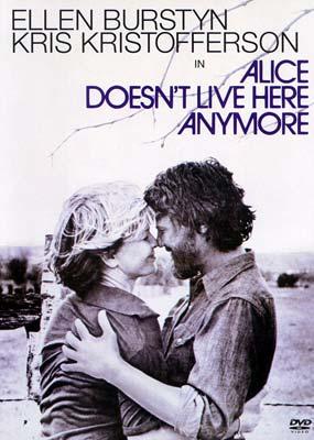 Постер к фильму Мартина Скорсезе «Алиса здесь больше не живёт».