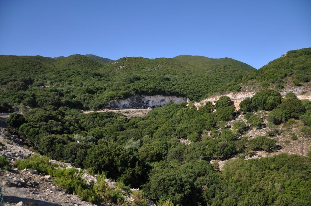 Зелёные холмы Закинтоса