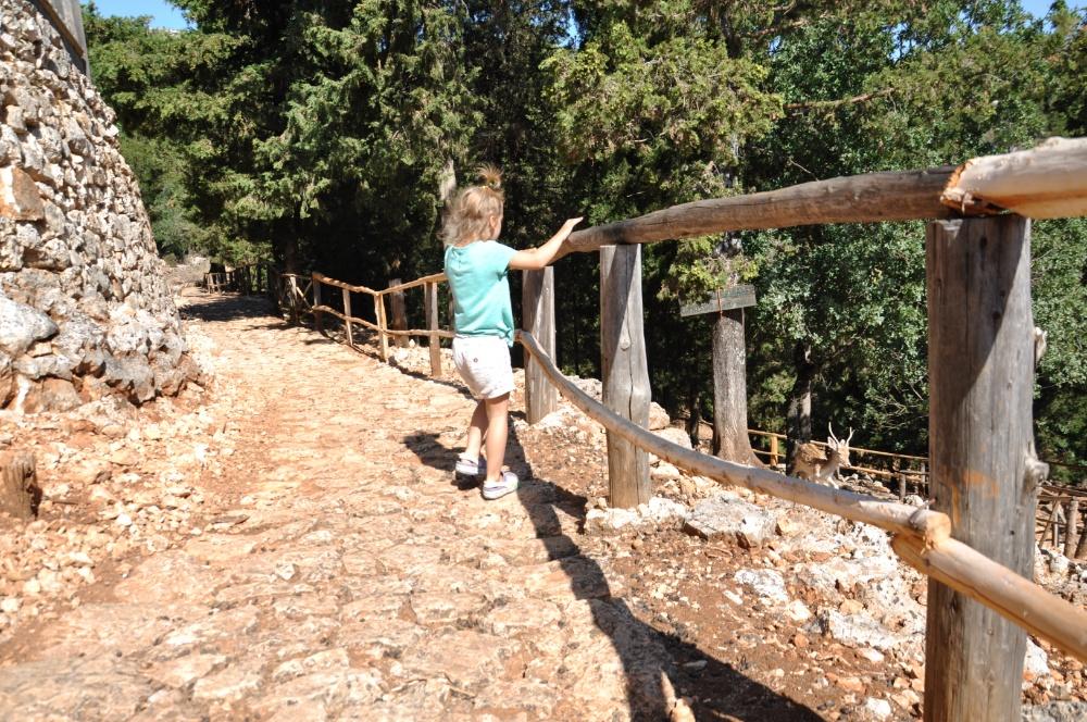 Гуляю по парку Аскос