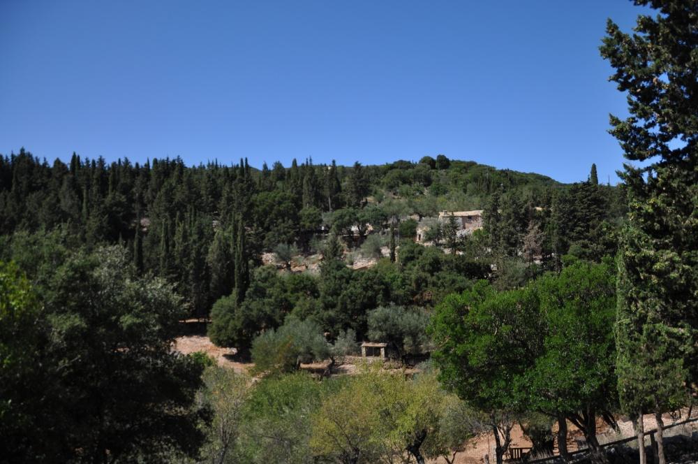 Природа вокруг парка Аскос