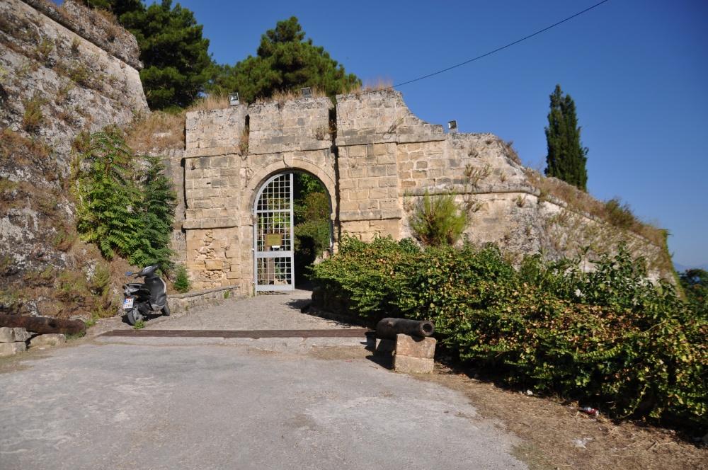 Ворота в крепось Бохали