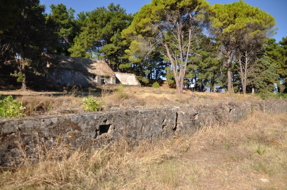 Оружейный склад крепости Бохали