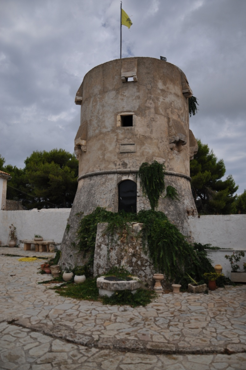 Башня в монастыре Святого Георгия Кремнона