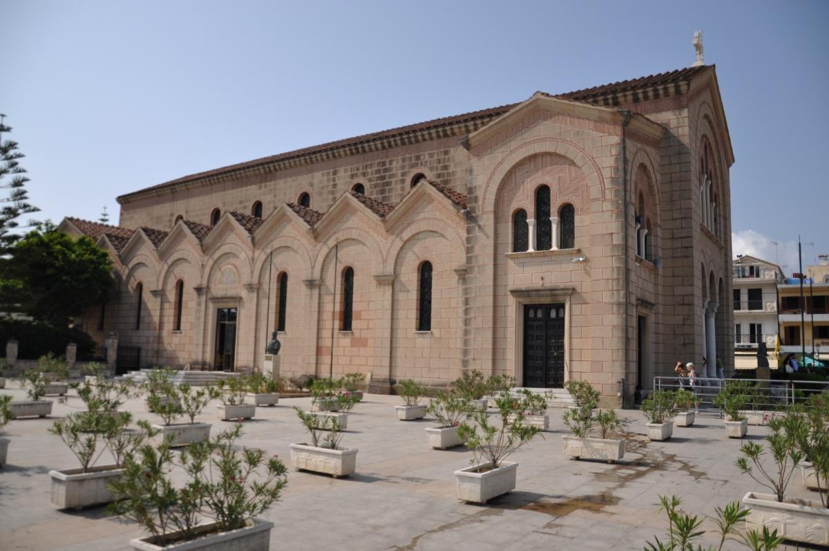 Церковь Agios Dionysios