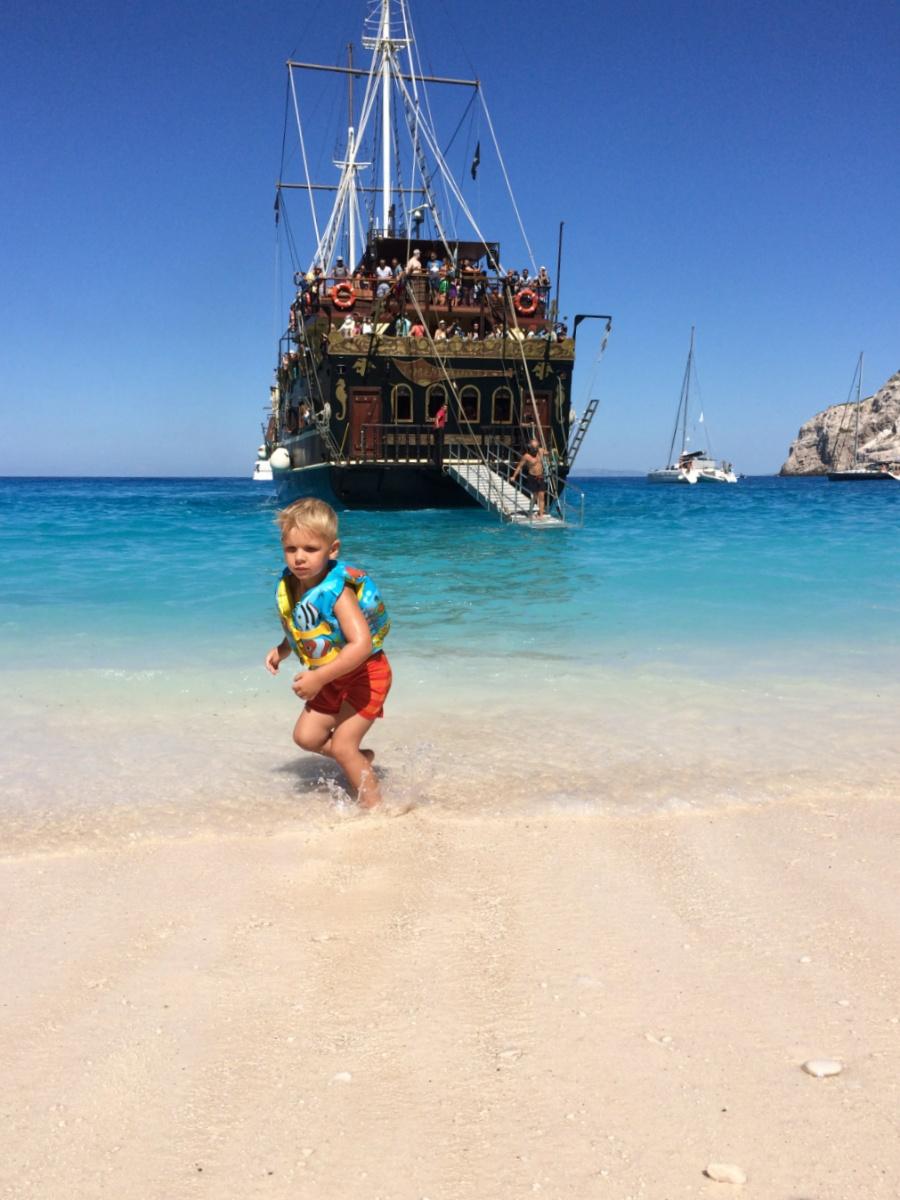 Тёма узнал, что корабль пиратский