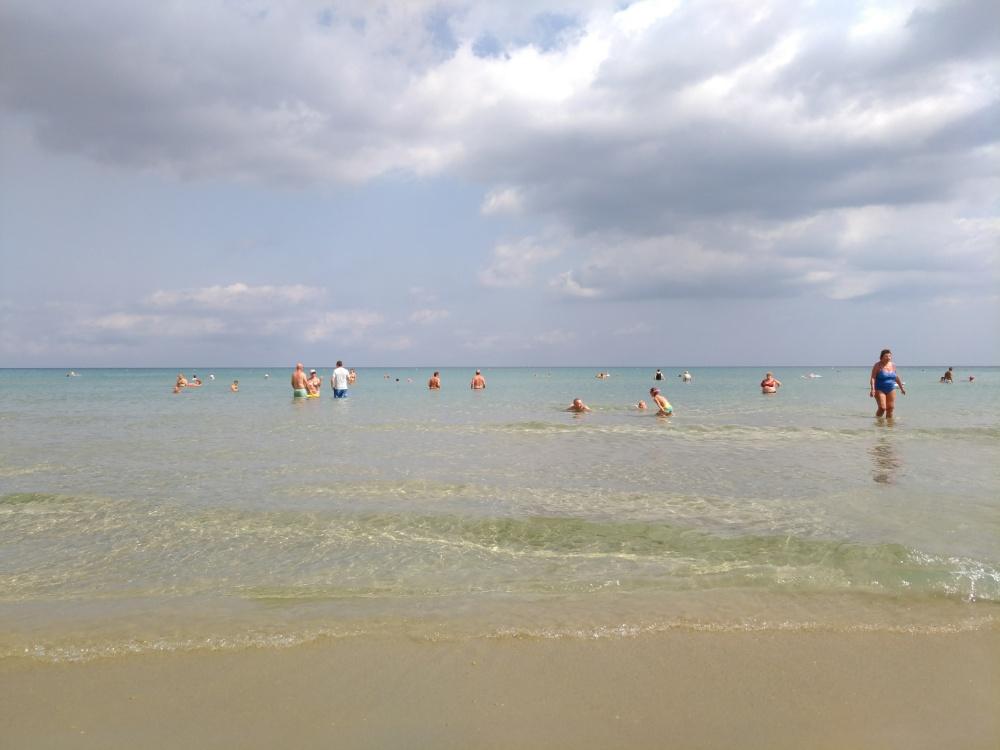Пляж Циливи