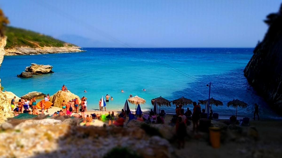 Пляж Xigia